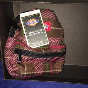 Dickies micro backpack *New*